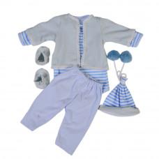 Комплект одежды для куклы (рост 55-60 см.) арт. 024