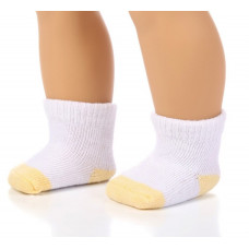 Носочки для куклы 40-48 см. арт. 000