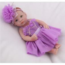 Кукла Пупс 28 см. Reborn арт.013