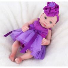 Кукла Пупс 28 см. Reborn арт. 013