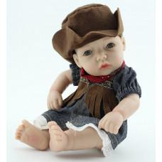 Кукла Пупс 28 см. Reborn арт. 026