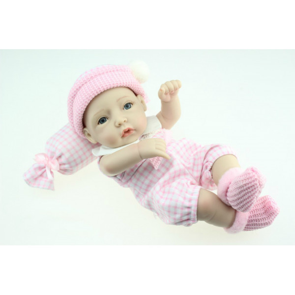 Кукла Пупс 28 см. Reborn арт. 029