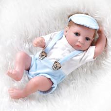 Кукла Пупс 28 см. Reborn арт. 031