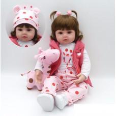 Кукла Катюша 60 см. Reborn арт. 400