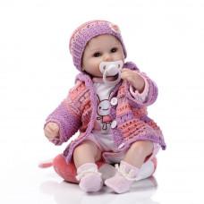 Кукла Маргарита 40 см. Reborn арт. 104