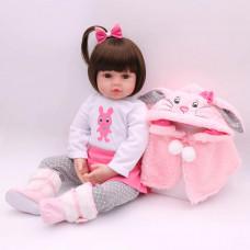 Кукла Ангелина 60 см. Reborn арт. 402