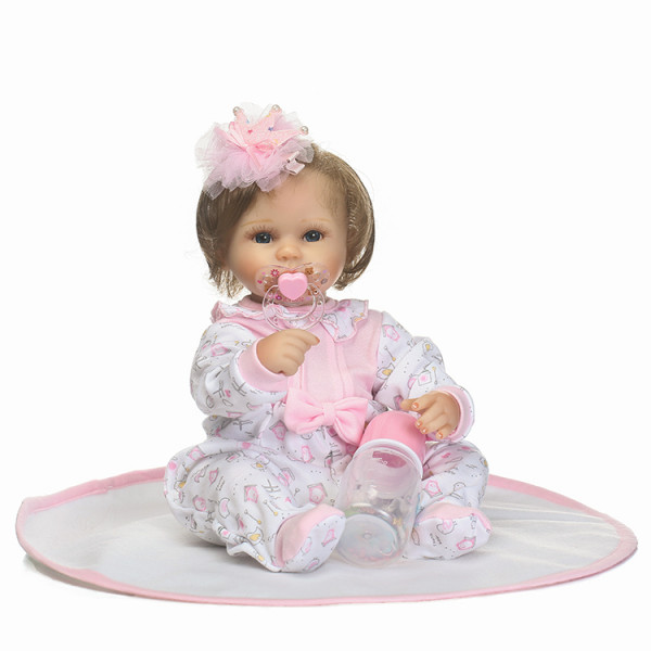 Кукла Алана 40 см. Reborn арт. 113