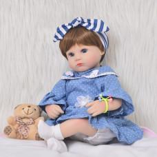 Кукла Зоя 40 см. Reborn арт. 118