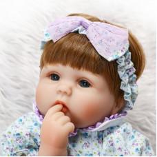 Кукла Дуняша Reborn 40 см. арт. 131