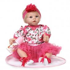 Кукла Снежанна 55 см Reborn арт 204