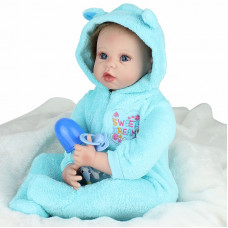 Кукла Саша мальчик 55 см Reborn арт. 223