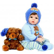 Кукла Коленька 55 см. Reborn арт. 248