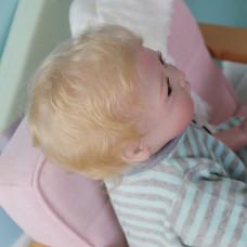 Кукла Лёня 55 см. Reborn арт. 254