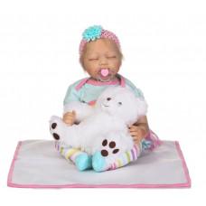 Кукла Сплюшка 55 см. Reborn арт. 263