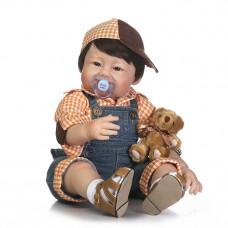 Кукла Ильдар 55 см. Reborn арт. 281