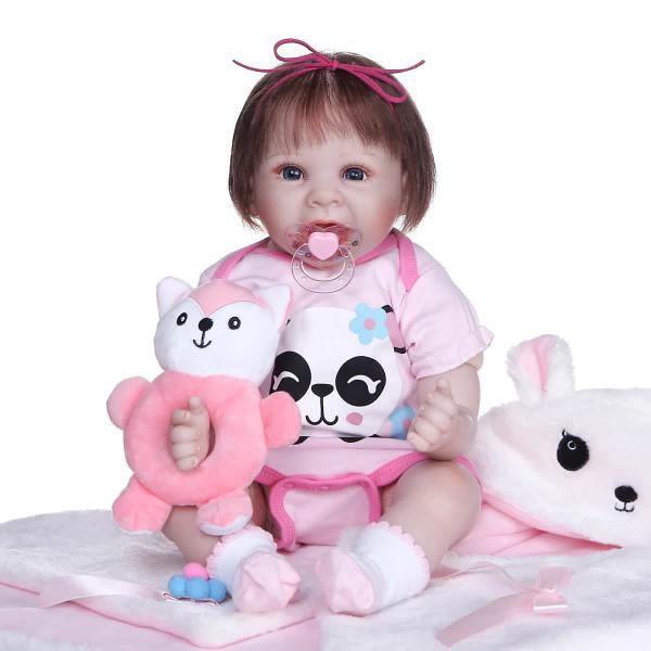Кукла Вита 55 см. Reborn арт. 294