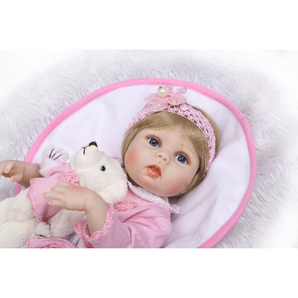 Кукла Машенька 55 см. Reborn арт.303