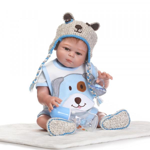 Кукла Гоша 47 см Reborn арт 316