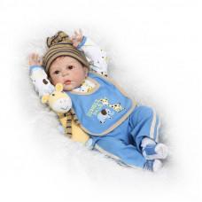 Кукла Вовочка 55 см. Reborn арт. 338