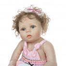 Кукла Евочка 58 см. Reborn арт. 339