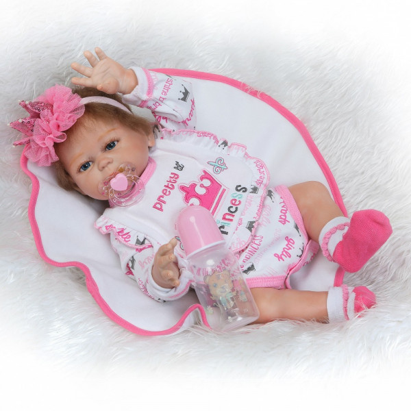 Кукла Кира 47 см. Reborn арт. 342