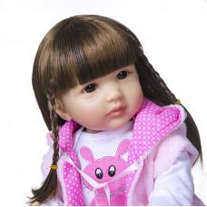 Кукла Алиночка 55 см. Reborn арт. 367