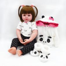 Кукла Вика 60 см. Reborn арт. 404