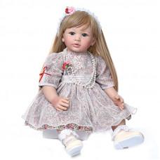 Кукла Ксения 60 см. Reborn арт. 416