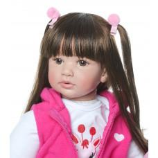 Кукла Эльвира 60 см. Reborn арт. 4170