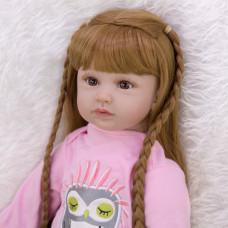 Кукла Лариса 60 см. Reborn арт. 418