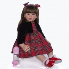 Кукла Зина 60 см. Reborn арт. 419