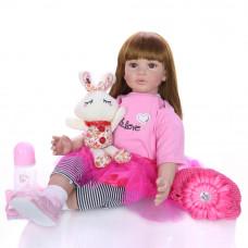 Кукла Рита 60 см. Reborn арт. 420