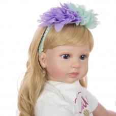Кукла Инесса 60 см. Reborn арт. 429