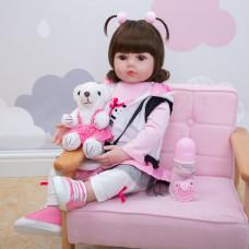 Кукла Эмма 60 см. Reborn арт. 449