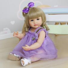 Кукла Стелла 55 см. Reborn арт. 631
