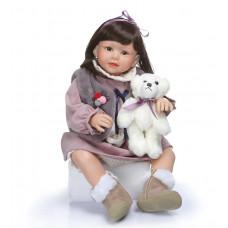 Кукла Лиана 70 см. Reborn арт. 714