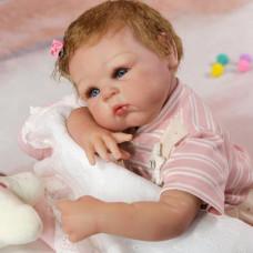 Кукла Диночка 50 см. Reborn арт. 801