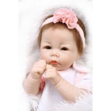 Кукла Эля 55 см. Reborn арт. 906