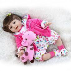 Кукла Анисья 55 см. Reborn арт. 918