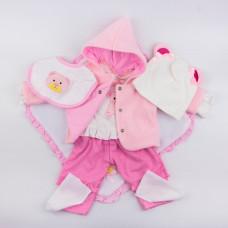 Комплект одежды для куклы (рост 52-55 см.) арт. 037