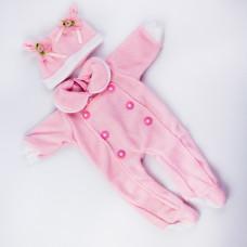 Комплект одежды для куклы (рост 43-48 см.) арт. 039