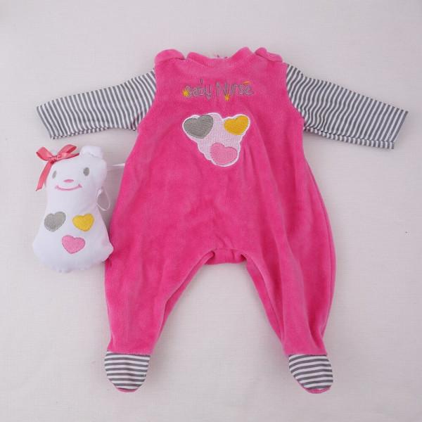 Комплект одежды для куклы (рост 43-48 см.) арт. 040