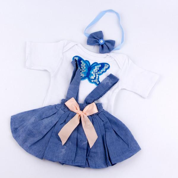 Комплект одежды для куклы (рост 43-48 см.) арт. 042