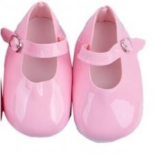 "Сандалики ""розовые"" для куклы 55 см. арт. 047"