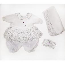 Комплект одежды для куклы (рост 40-43 см.) арт. 051