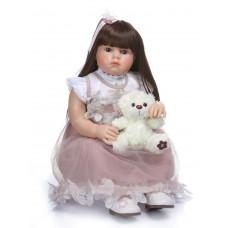 Кукла Оливия Reborn 70 см. арт. 711