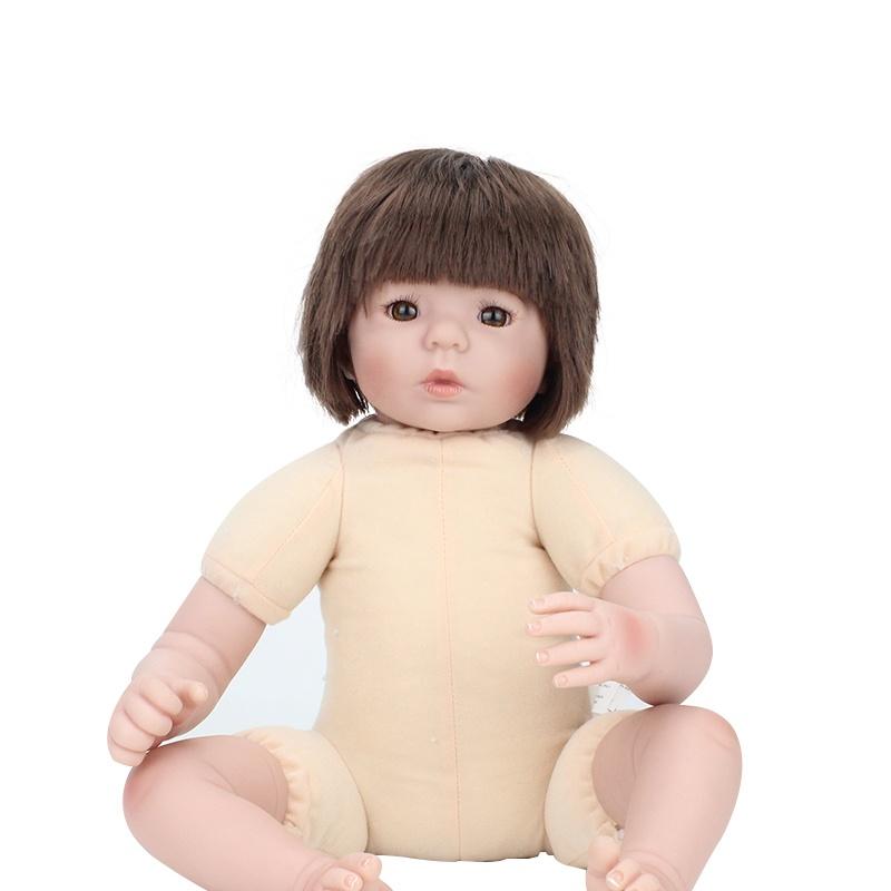 мягконабивная кукла-реборн